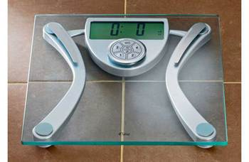 weighing scales body monitor