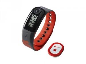 Nike+ Sportsband and sensor