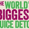 Juice detox january 2013 organised by Jason Vale