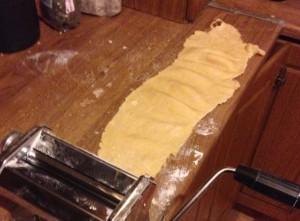 pasta-in-progress