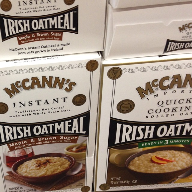 Irish porridge