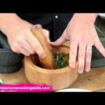 A Quick and Easy Introduction to Using a Mortar and Pestle [Video]