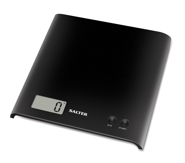 Salter electronic kitchen scales with digital display