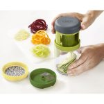 Kitchen Gadget: Stylish Handheld Spiralizer
